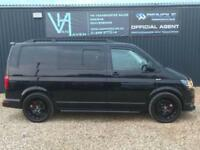 2017 17 VOLKSWAGEN TRANSPORTER T32 HIGHLINE DSG7, 150PS KOMBI, DAY VAN, CAMPER