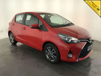 2015 TOYOTA YARIS ICON VVT-I 5 DOOR HATCHBACK 1 OWNER SERVICE HISTORY FINANCE PX