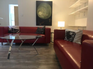 1 bdrm furnished professional suite in Kitsilano Vancouver