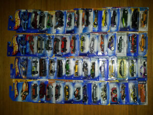 Hot Wheels Collection - $200