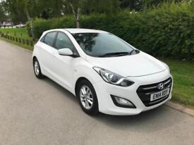 Hyundai i30 1.4 Petrol, 2014 Active, 26000 Miles