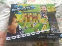 B-DAMAN crossfire battlefield game
