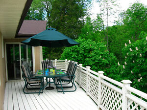 Have coffee on this deck! Or in the Great Room or Master Bedroom