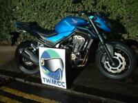 Honda CB500 FA-J MOTORCYCLE
