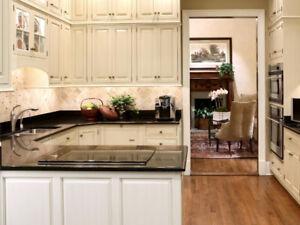 Solid Maple Cabinet 50% OFF&Granite/Quartz Countertop from $45