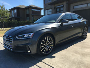 Transfert location- lease takeover Audi A5 Sportback S-Line 2018