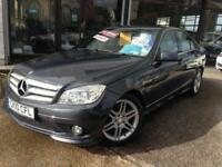2010 (10) Mercedes-Benz C180 Komp 1.6 A Sport *1 Owner, H/Leather, Up to 49 MPG*