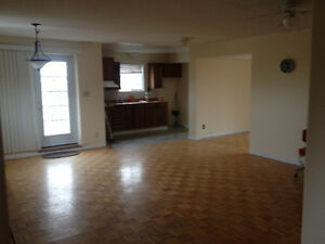Available immediately! Very spacious apartment for rent