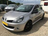 RENAULT CLIO RENAULTSPORT 197 CUP VVT Silver 2.0 Manual Petrol, 2009