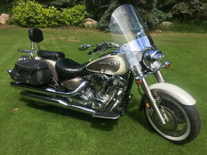 Yamaha Roadstar - Beautiful Bike