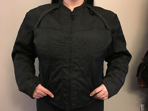 Ladies Firstgear Contour Textile Jacket 2XL