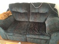 FREE love seat - reclines