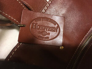 Roots biggie bag horween