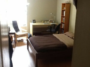 Spacious Apartment Room Downtown (July 4-Aug31)