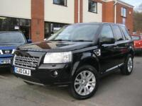 2010 10-Reg Land Rover Freelander 2 2.2 Td4 HSE Automatic,RARE AUTO,BIG SPEC!!!
