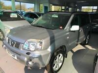 2007 Nissan X-Trail 2.2dCi 136 Aventura-Sat NAV-Fog Lights-Sunroof-Full Leather