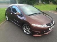 2011 Honda Civic 1.4 i VTEC Type S Hatchback 3dr Petrol Manual (135 g/km, 98