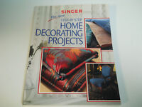 Singer Home Decorating Projects