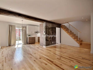 House for sale in Montreal. Open house: Sunday oct 2, 14h to 16h