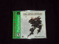 ** FINAL FANTASY ANTHOLOGY COLLECTOR'S PACKAGE **