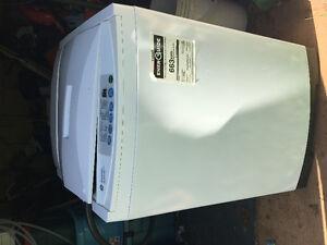 GE Spacemaker washing machine