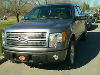 2009 Ford F-150 cuir Camionnette