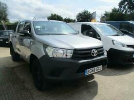 image for 2016 Toyota Hilux Active D/Cab 4X4 Pick Up 2.4 D-4D PICK UP Diesel Manual