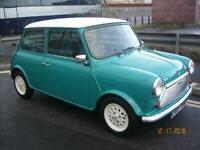 1987 MINI 1000 Classic Mayfair 2 Door Saloon Auto 2-door Petrol Automatic