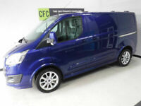 Ford Transit Custom Sport 155 2.2TDCi 290 BUY FOR ONLY £280 A MONTH ON FINANCE