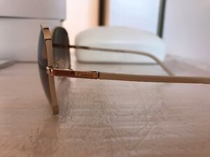 Chloe Gold and Cream CE 101SL Sunglasses Authentic OBO London Ontario image 4