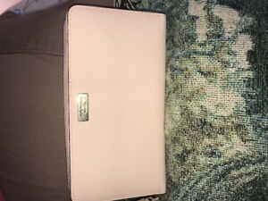 Brand new authentic  Kate Spade wallet Beige  lightpink
