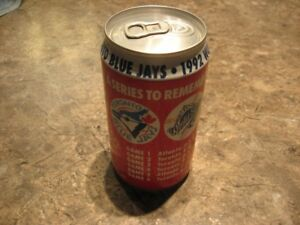 Collectable COKE CAN