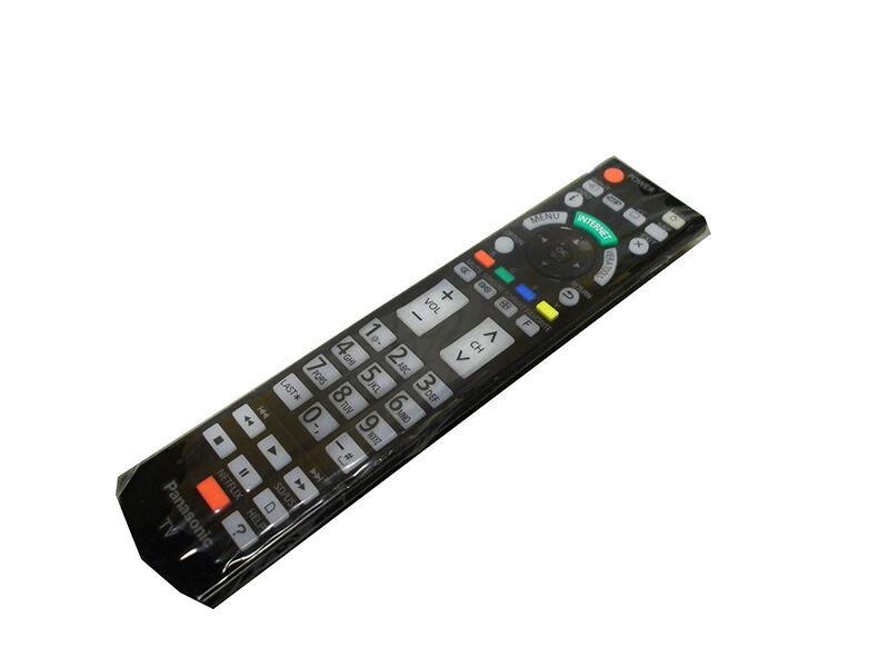 Panasonic VIERA Plasma TV Controller N2QAYB000777S