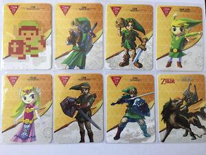 Amiibos for Breath of the Wild (BOTW) Link, Zelda, Epona