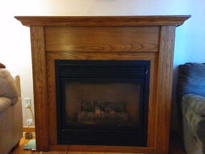 Majestic model dt336rp propane fireplace