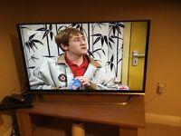 "7 months old 49"" LG UHD SMART TV. 3D."