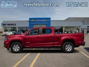 2018 Chevrolet Colorado Work Truck  -  Towing Package