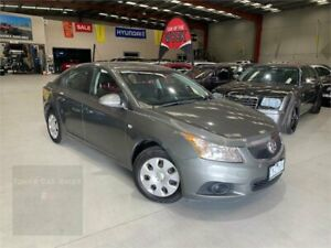 2012 Holden Cruze JH Series II MY12 CD Grey 6 Speed Sports Automatic Sedan Laverton North Wyndham Area Preview