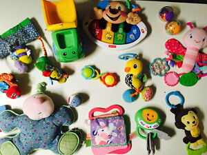 Baby Toys 3-18 months