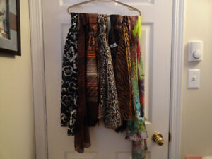 Women's Scarves - Good Selection