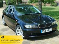 2004 BMW 3 Series 2.2 320Ci 320 SE 2dr Coupe Petrol Manual
