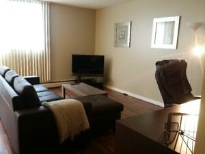 Executive Furnished Suites in Calgary's Central Core