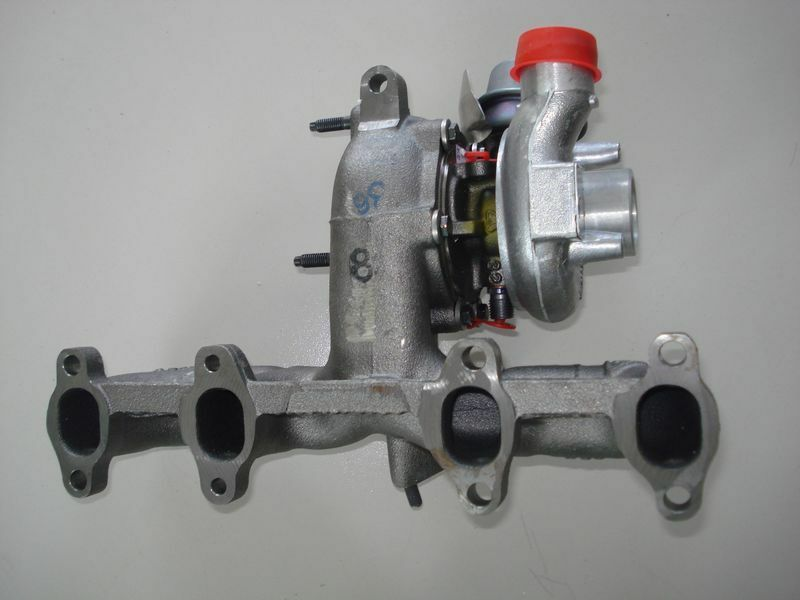 VW / Audi 1.9 TDi Turbo, Turbocharger
