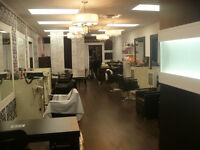 Hairstylist / Chair rental positions available