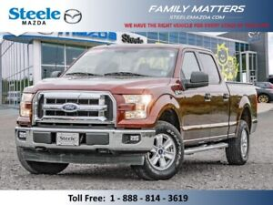 2017 Ford F-150 XLT (Unlimited Km Engine Protection)