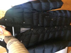 Black Costco winter jacket Kingston Kingston Area image 1