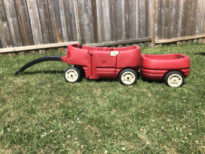 Step 2 wagon with trailer for sale