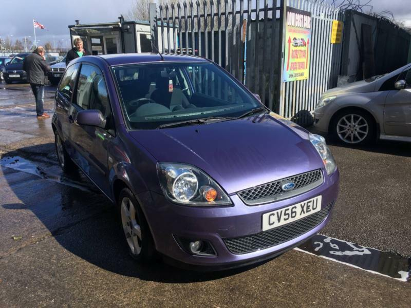 ford fiesta   freedom  previous owner