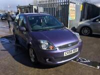 Ford Fiesta 1.25 2006.5MY Freedom 1 PREVIOUS OWNER APRIL 2019 MOT