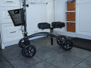 Kneel on scooter for foot injury/ surgery recovery